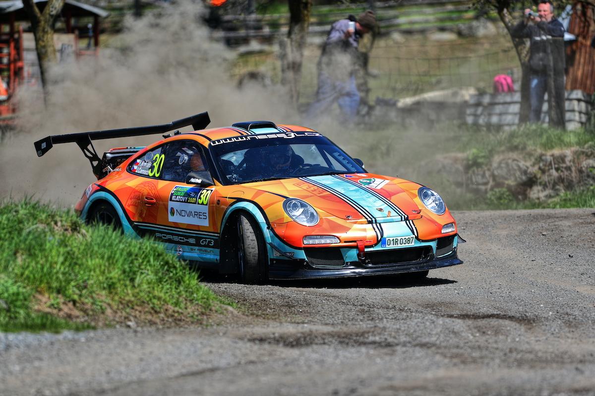 09 Rally Sumava 2021