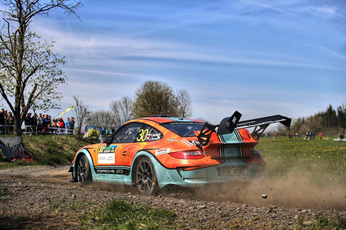 12 Rally Sumava 2021