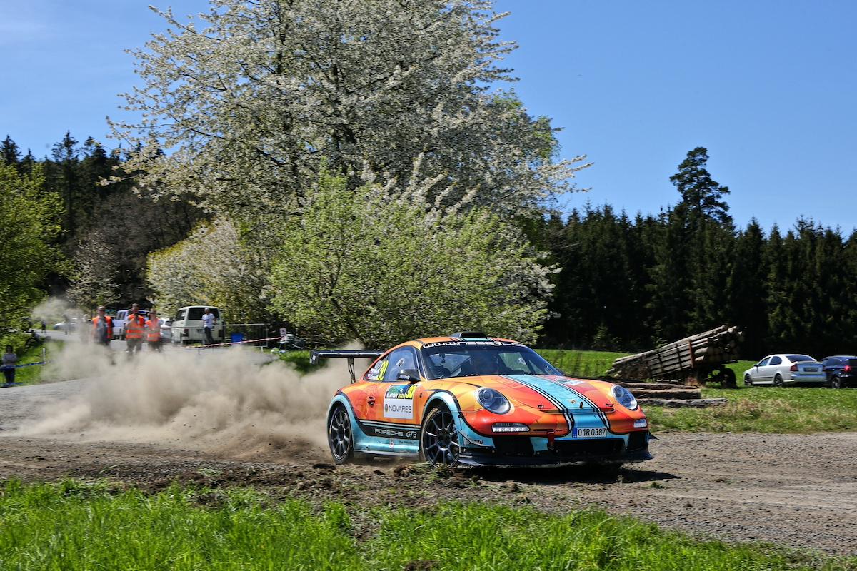 25 Rally Sumava 2021