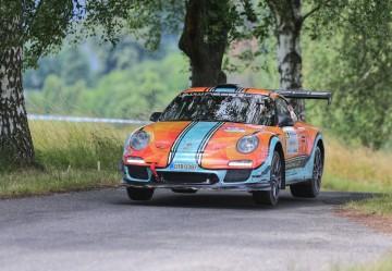 Bohemia Rally 2019