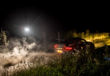 Rally Hustopeče 2019