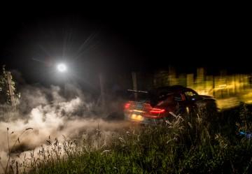 Rally Hustopeče 2019