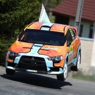 rally Šumava 2016