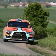 rally Vyškov 2016
