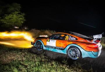 Rally Hustopeče 2018