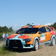 rally Hustopeče 2016